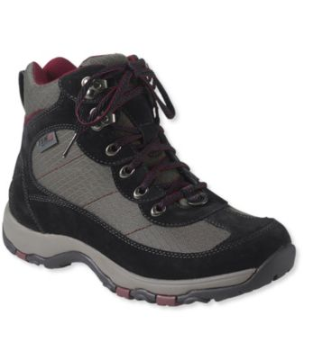 L.L.Bean Waterproof Snow Sneakers 3, Mid Lace-Up