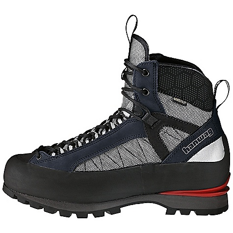 photo: Hanwag Badile Combi Lady GTX mountaineering boot