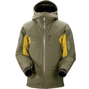 photo: Arc'teryx Men's Titan Jacket synthetic insulated jacket