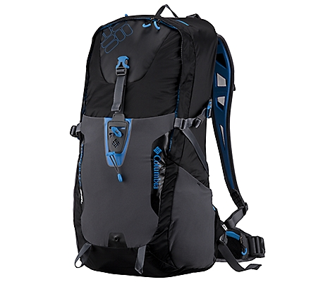 photo: Columbia Treadlite 22 daypack (under 2,000 cu in)