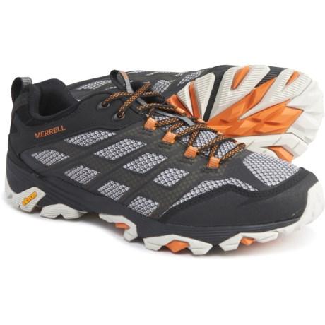 photo: Merrell Moab FST trail shoe