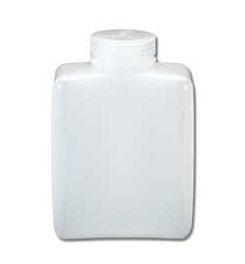Nalgene HDPE Easy-Grip Rectangular Space-Saver Bottle - 32 oz
