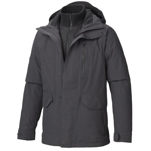 photo: Marmot Thunder Road Component Jacket component (3-in-1) jacket