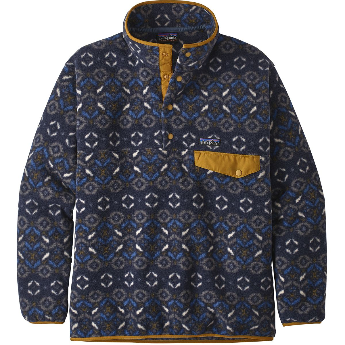 photo: Patagonia Synchilla Snap-T Pullover fleece top