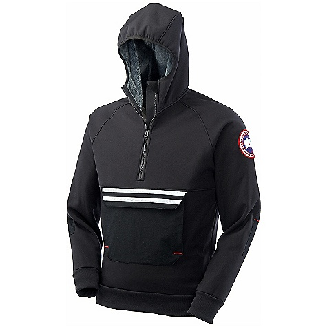 photo: Canada Goose Tremblant Pullover soft shell jacket