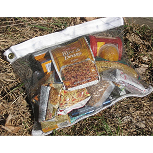 photo of a GrubPack food bag