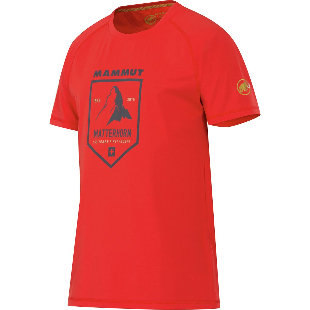 photo: Mammut 150 Years T-Shirt short sleeve performance top
