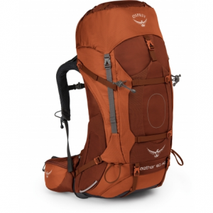 photo: Osprey Aether 60 weekend pack (3,000 - 4,499 cu in)