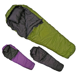photo: Wiggy's Super Light FTRSS cold weather synthetic sleeping bag