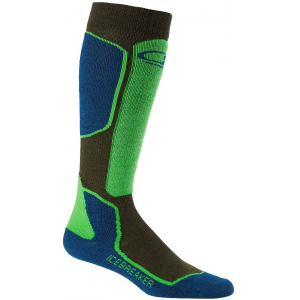 photo: Icebreaker Men's Ski+ Lite Over the Calf Sock snowsport sock