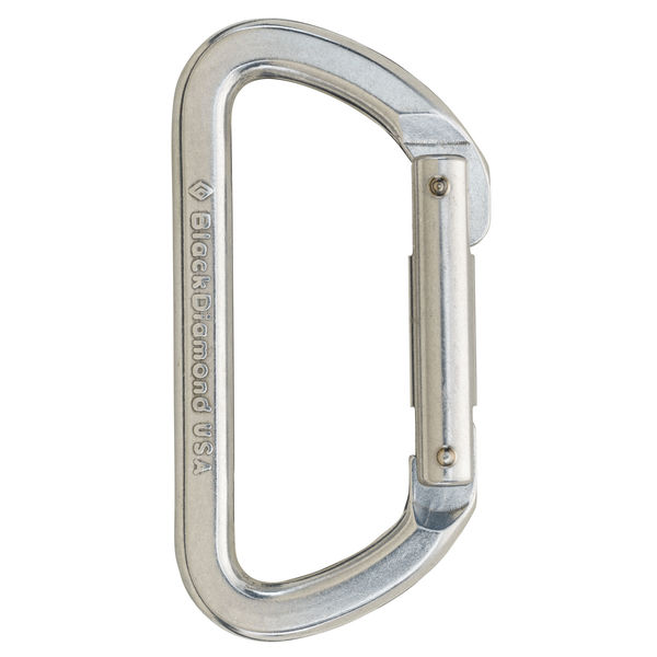 photo: Black Diamond Light D non-locking carabiner
