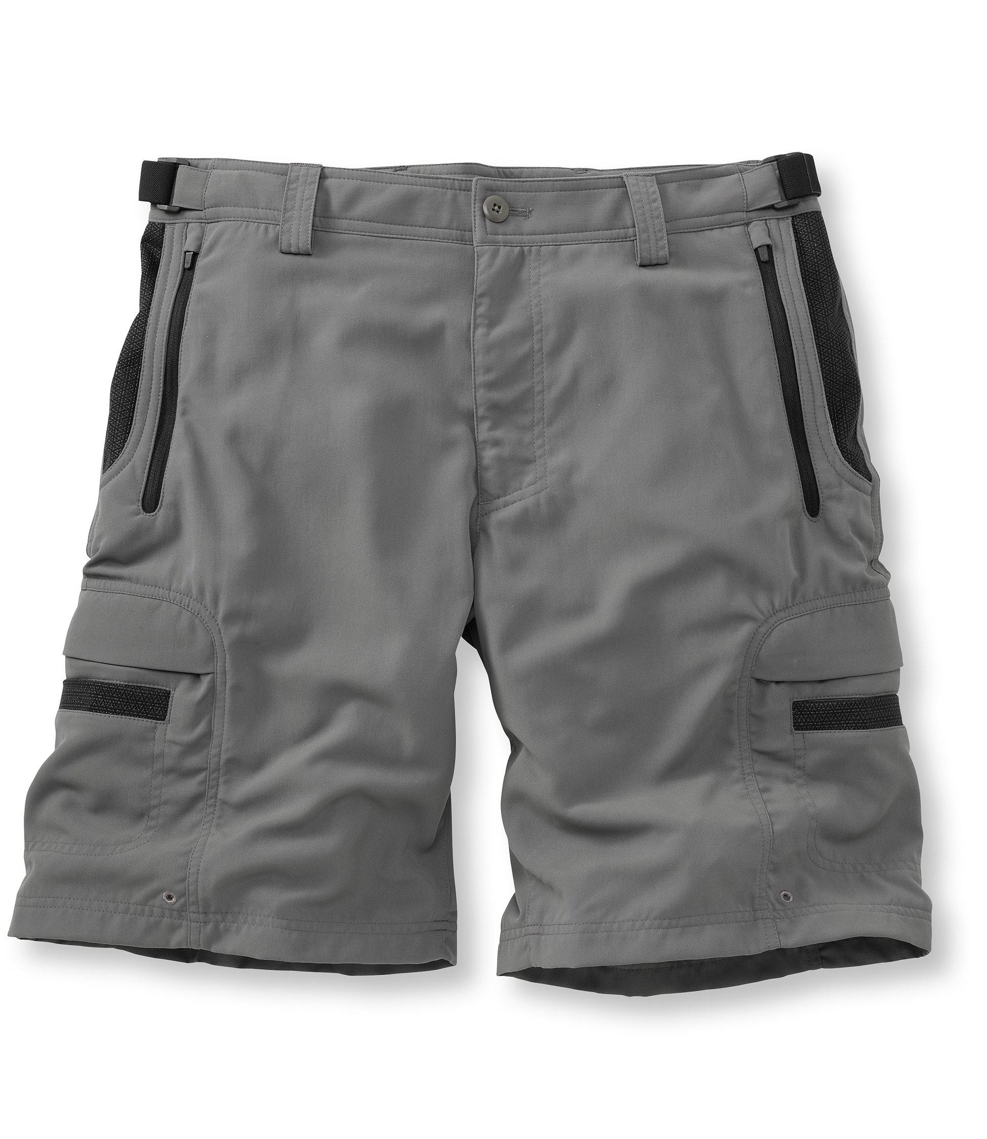 L.L.Bean Technical Fishing Shorts
