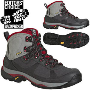 photo: Timberland Women's Cadion Mid Gore-Tex XCR hiking boot