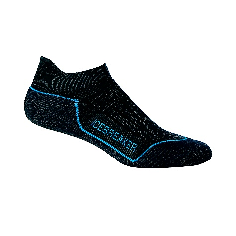 photo: Icebreaker Women's Run Lite Micro Sock running sock