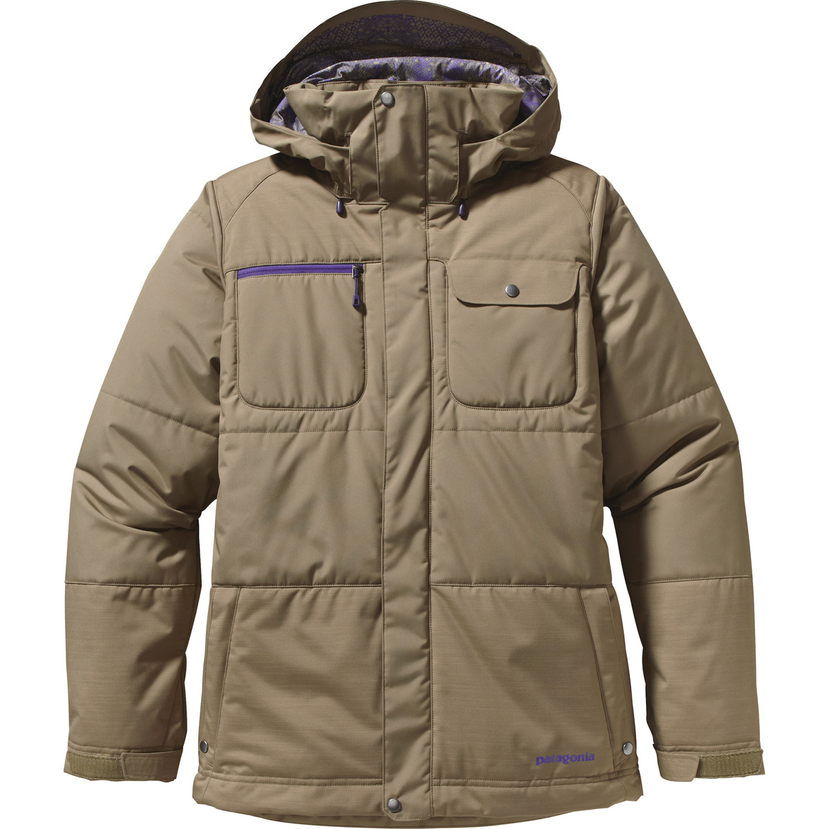 photo: Patagonia Women's Rubicon Rider Jacket snowsport jacket