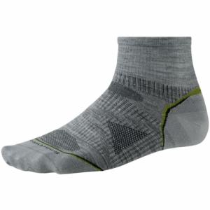 photo: Smartwool Men's PhD Outdoor Ultra Light Mini Sock running sock