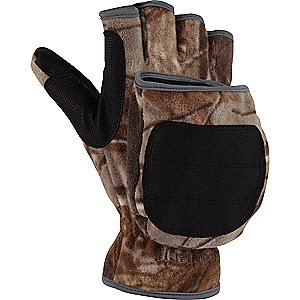 photo: Carhartt TS Flip-It Glove fleece glove/mitten