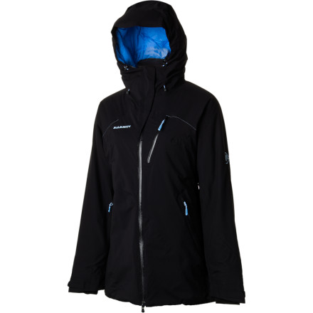 photo: Mammut Misaun Jacket waterproof jacket