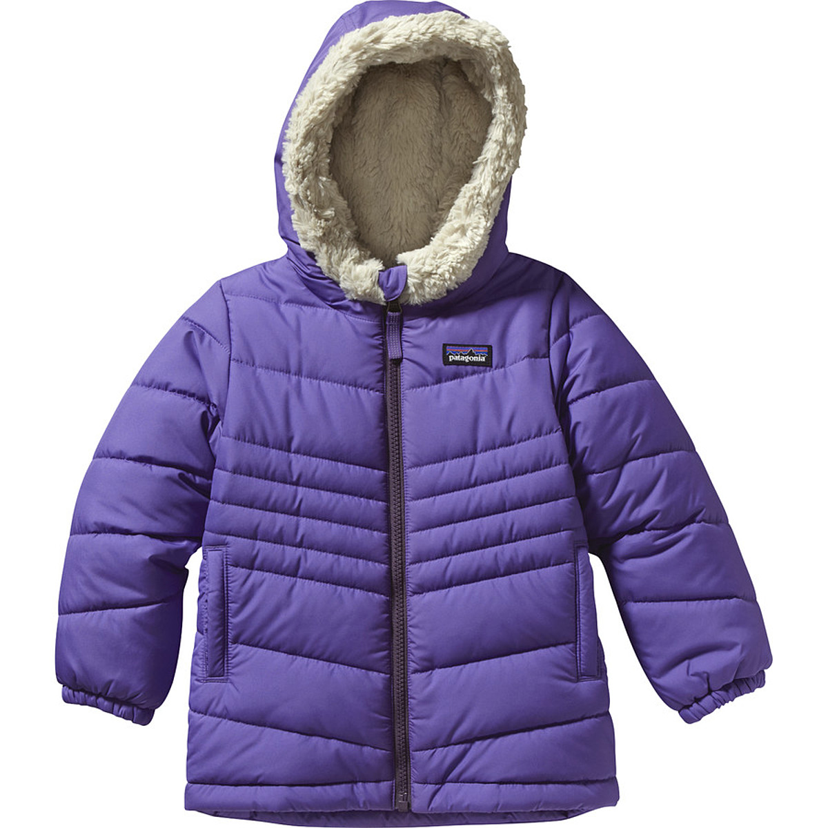 photo: Patagonia Girls' Wintry Snow Coat synthetic insulated jacket