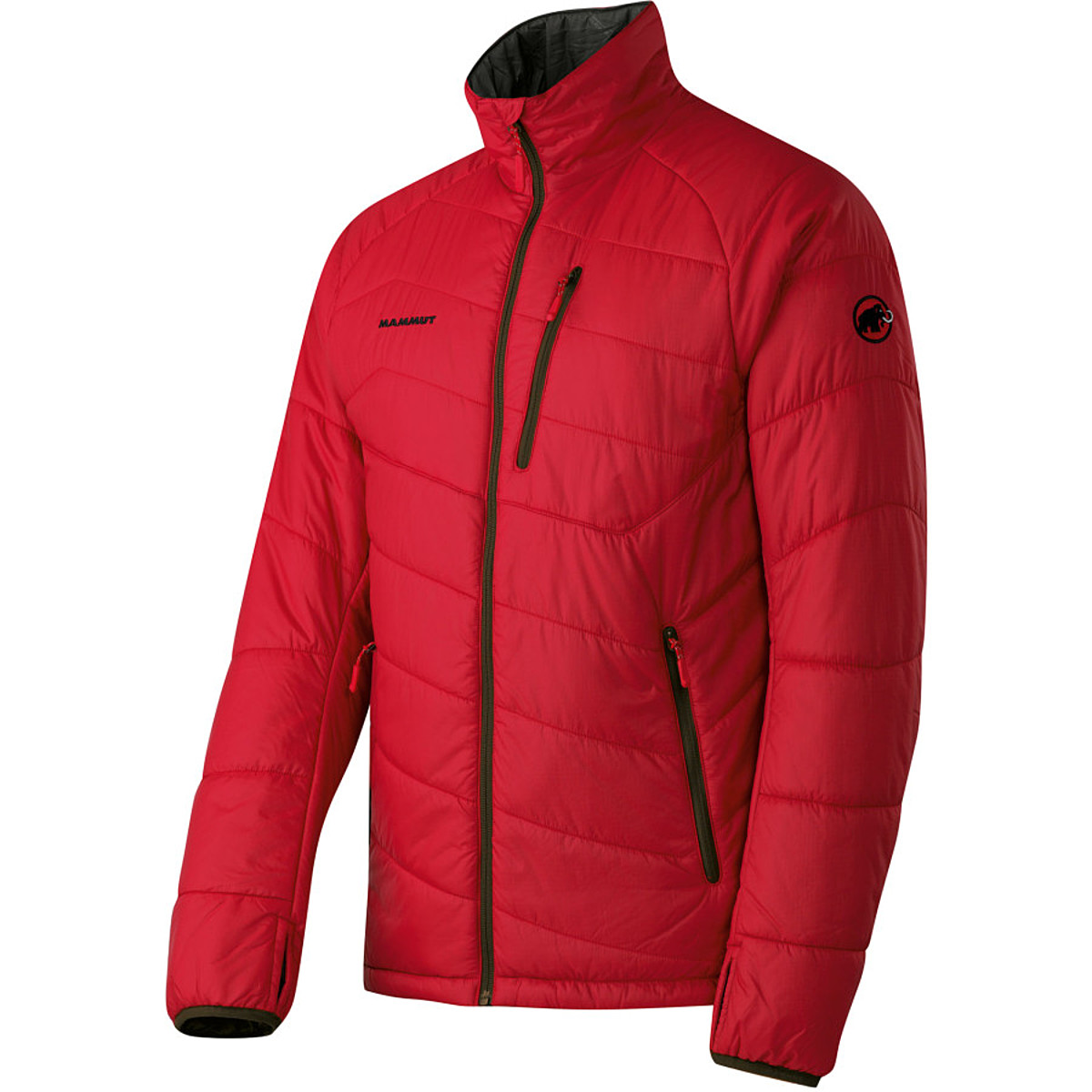 photo: Mammut Rime Jacket synthetic insulated jacket