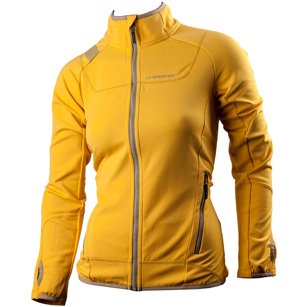 photo: La Sportiva Iris Jacket fleece jacket