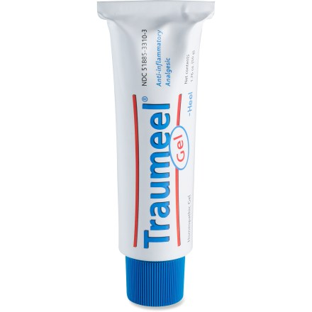 photo of a Traumeel first aid supply