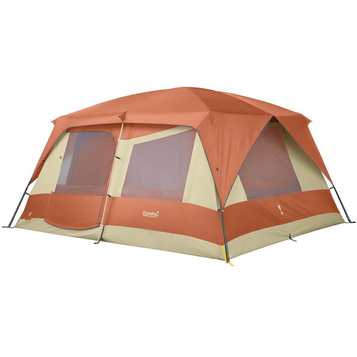 photo: Eureka! Copper Canyon 12 three-season tent