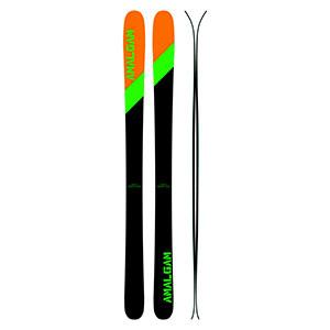 photo of a Amalgam Skis alpine touring/telemark ski