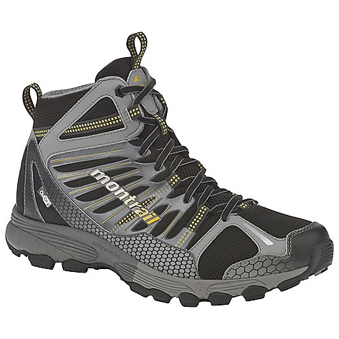 photo: Montrail Men's Badrock Mid Outdry hiking boot