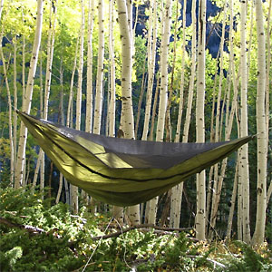 photo of a Warbonnet hammock