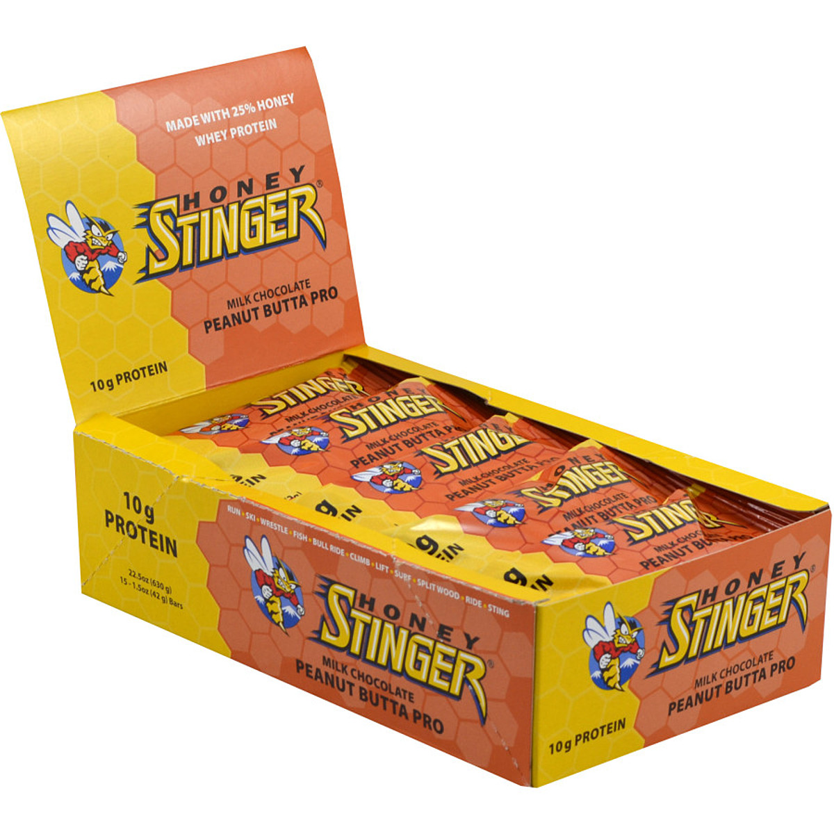Honey Stinger Protein Bar