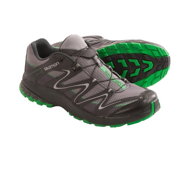 photo: Salomon Trail Score trail running shoe