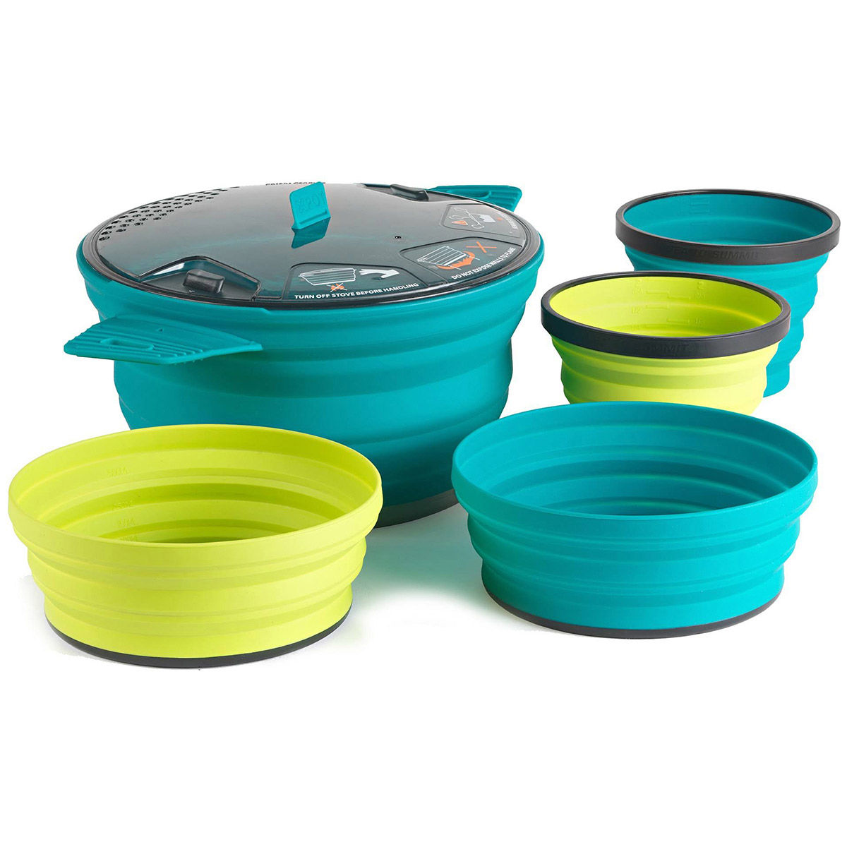 photo: Sea to Summit X-Set 31 cookware