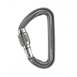 photo: Petzl Spirit 3D locking carabiner