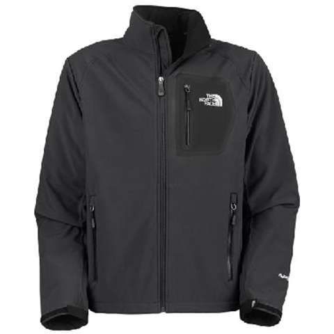 photo: The North Face Apex McKinley Jacket soft shell jacket