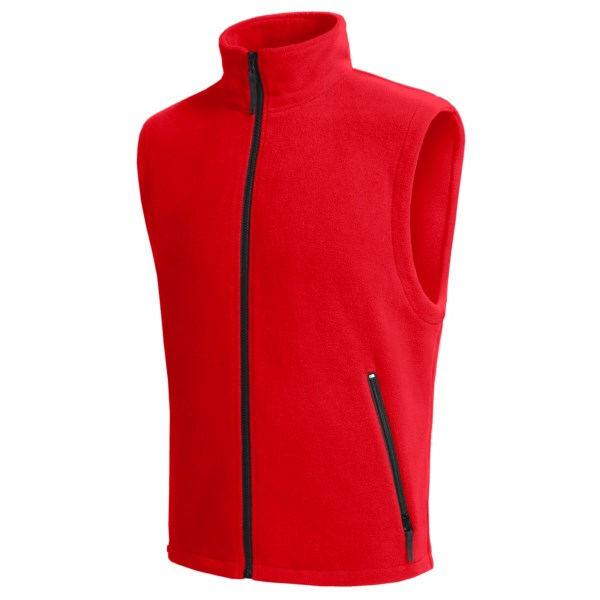 photo: World Famous Polartec 200 Vest fleece vest