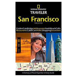 photo: National Geographic Traveler San Francisco us pacific states guidebook