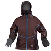photo: Loki Women's Mountain Hoodie soft shell jacket