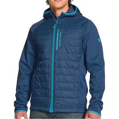 photo: Under Armour Boys' ColdGear Infrared Werewolf Jacket synthetic insulated jacket