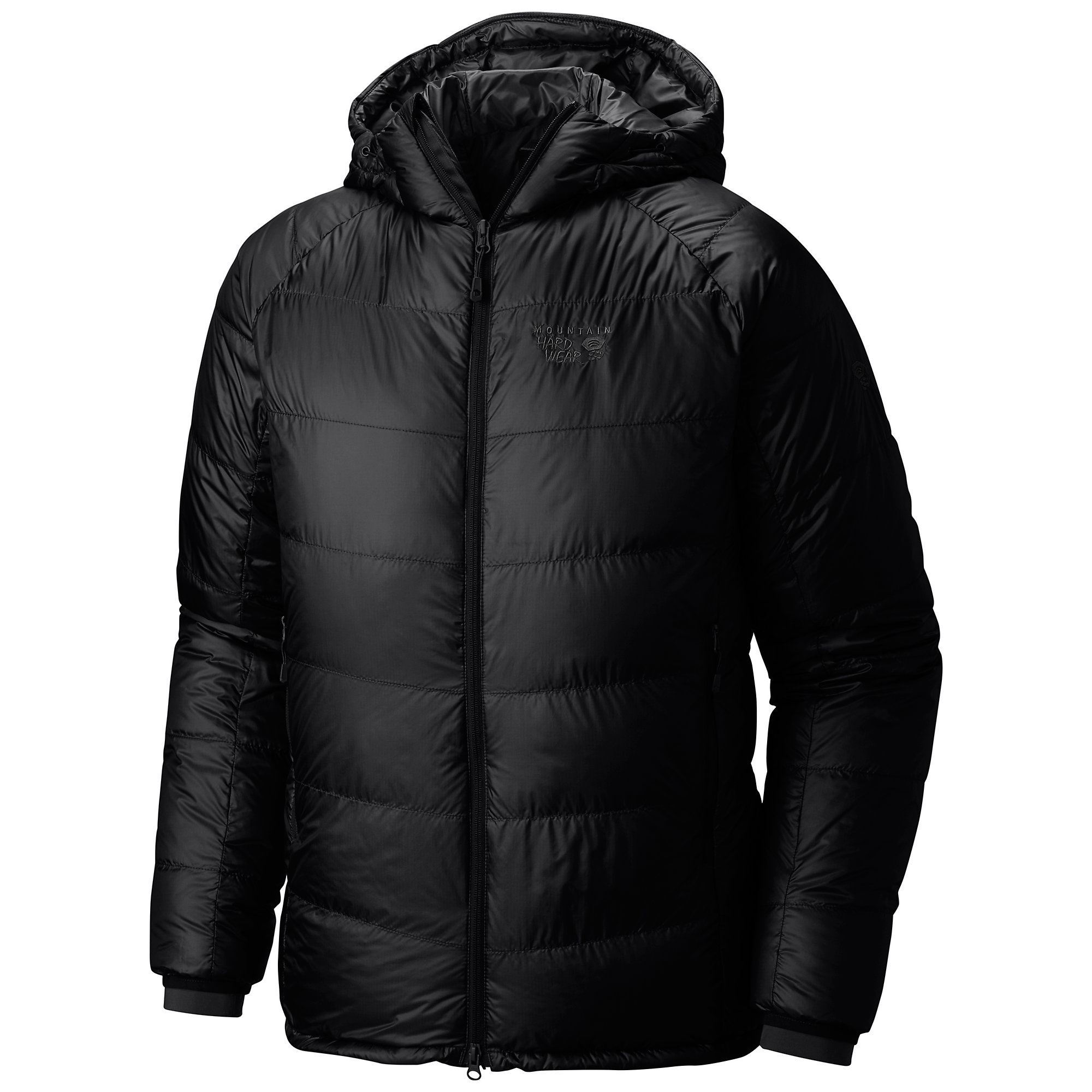 photo: Mountain Hardwear Hooded Phantom Jacket down insulated jacket