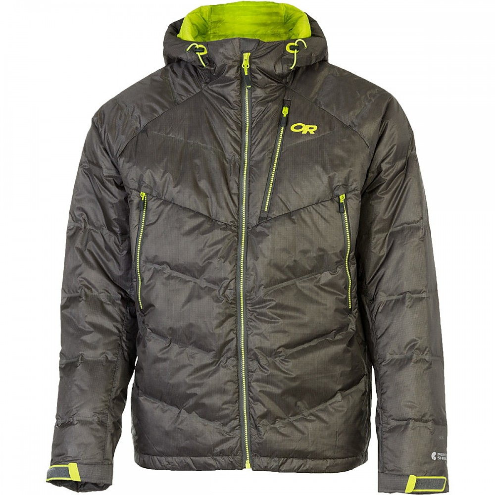 photo: Outdoor Research Floodlight Down Jacket down insulated jacket