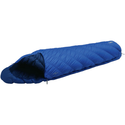 photo: MontBell Super Spiral Burrow Bag #5 warm weather synthetic sleeping bag