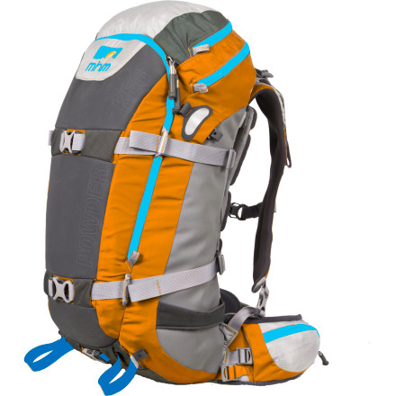 photo: Mile High Mountaineering Powerkeg 32 winter pack