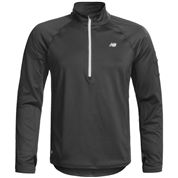 photo: New Balance NBX Welded Half-Zip Top long sleeve performance top