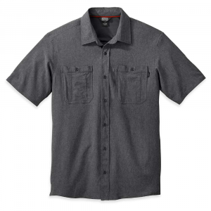 photo: Outdoor Research Wayward S/S Shirt hiking shirt