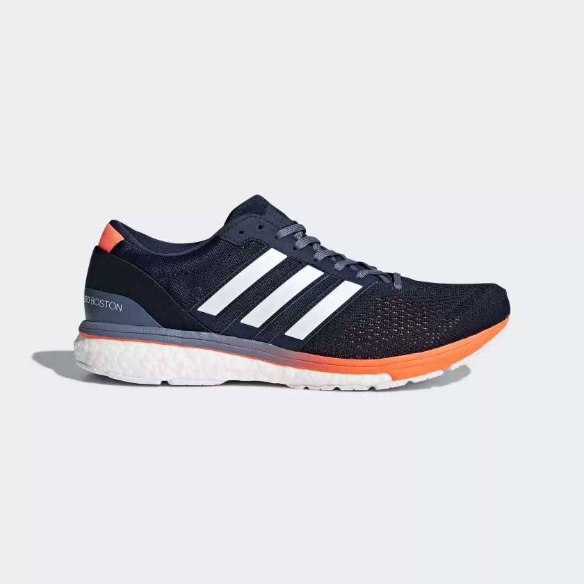 photo: Adidas adizero Boston 6 running footwear