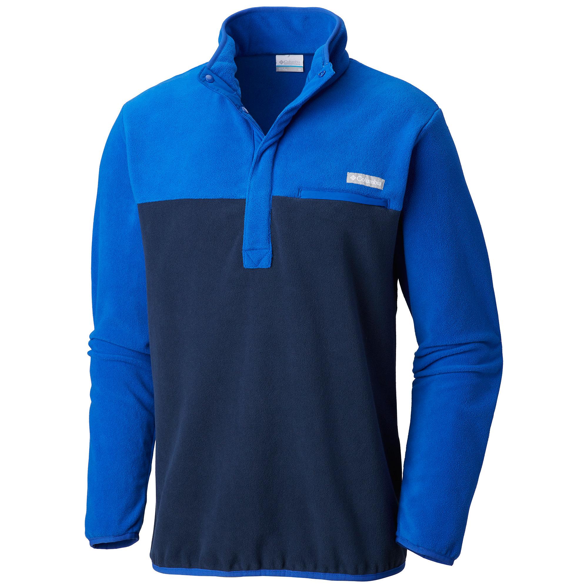 photo: Columbia Mountain Side Fleece fleece jacket
