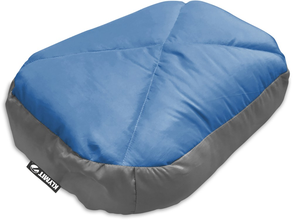 Klymit Down Filled Camping Pillow