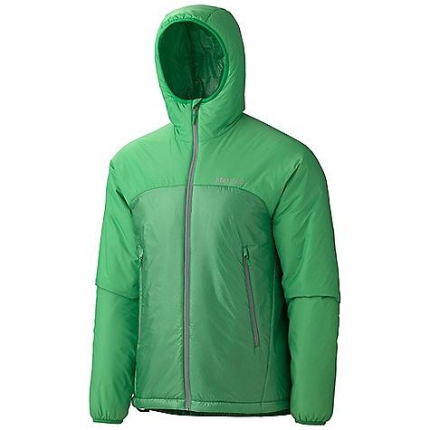 photo: Marmot Baffin Hoody synthetic insulated jacket