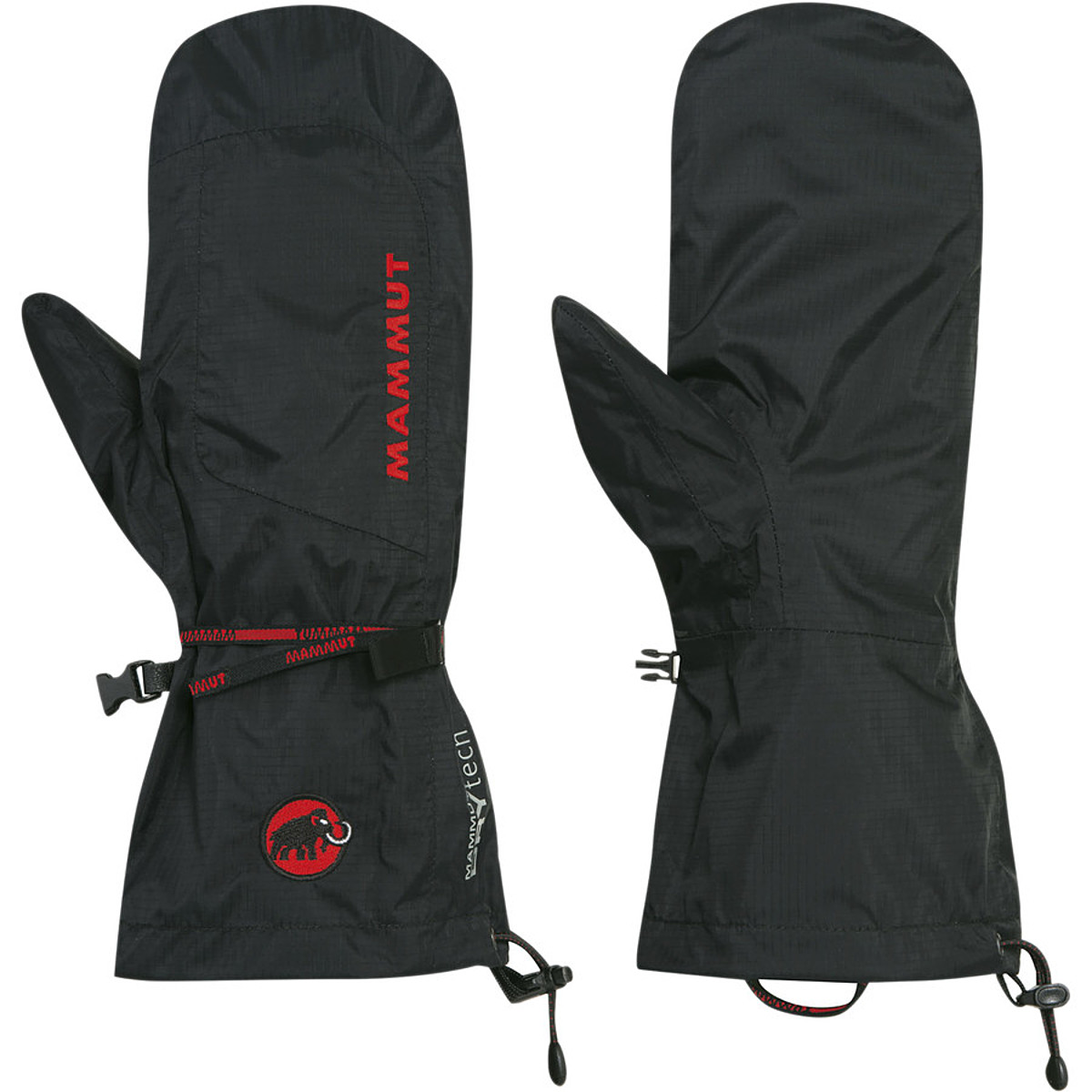 photo: Mammut Cover Mitten waterproof glove/mitten
